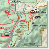 Grand Staircase Trail Maps