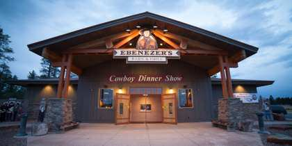 Restaurant in Bryce Canyon