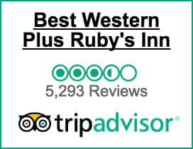 Ruby's Inn Trip Advisor Reviews