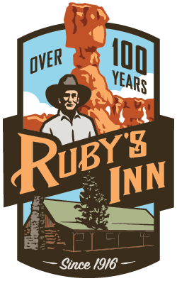 Ruby's Inn Logo - Celebrating 100 Years
